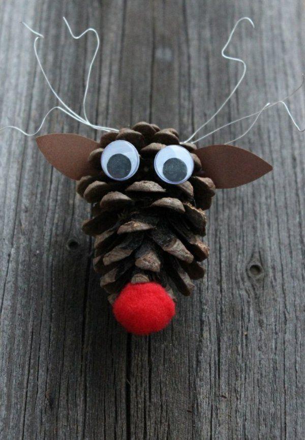 1001+ Ideen für Weihnachtsdeko selber basteln für eine wunderschöne Festatmosphäre