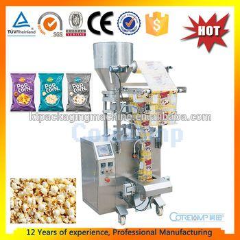 Full Automatic Popcorn Packing Machine Price India