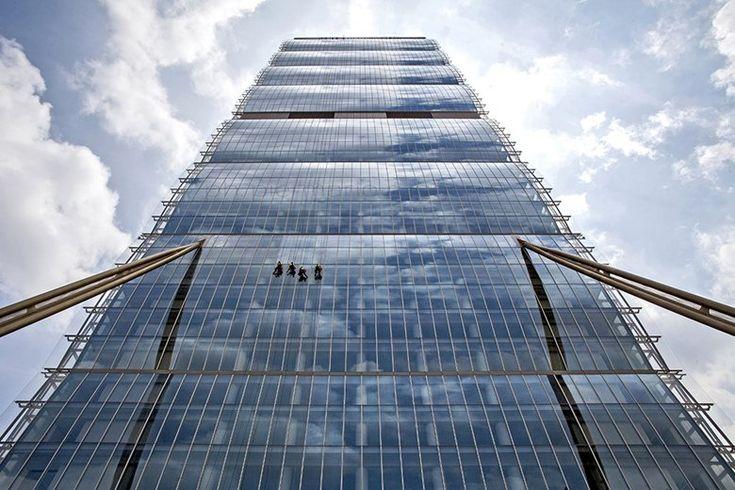 Torre Isozaki, Milano, 2015 - Arata Isozaki