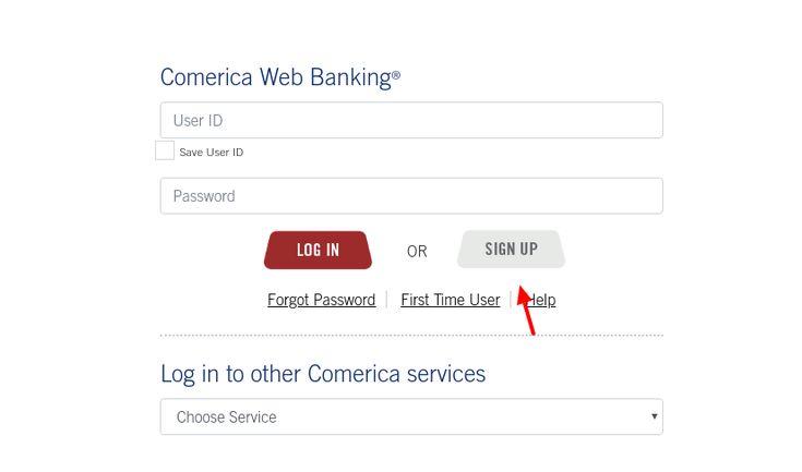 comerica com webbanking