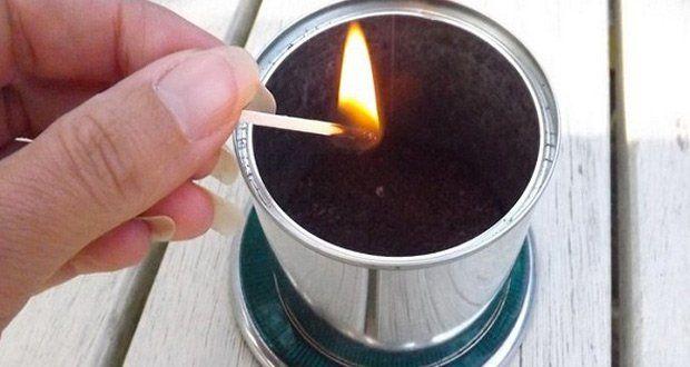 Un anti-moustique très efficace, écologique et bon marché qui se trouve dans votre maison. Le marc de café contre les moustiques.