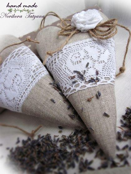 Куклы Тильды ручной работы. Ярмарка Мастеров - ручная работа Свадьба в Провансе :)) (сердечко в стиле Тильда). Handmade.