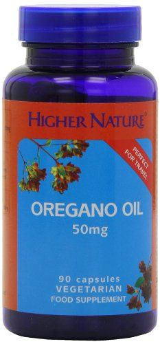 The Product Higher Nature Oregano Oil Capsules Pack of 90  Can Be Found At - http://vitamins-minerals-supplements.co.uk/product/higher-nature-oregano-oil-capsules-pack-of-90/