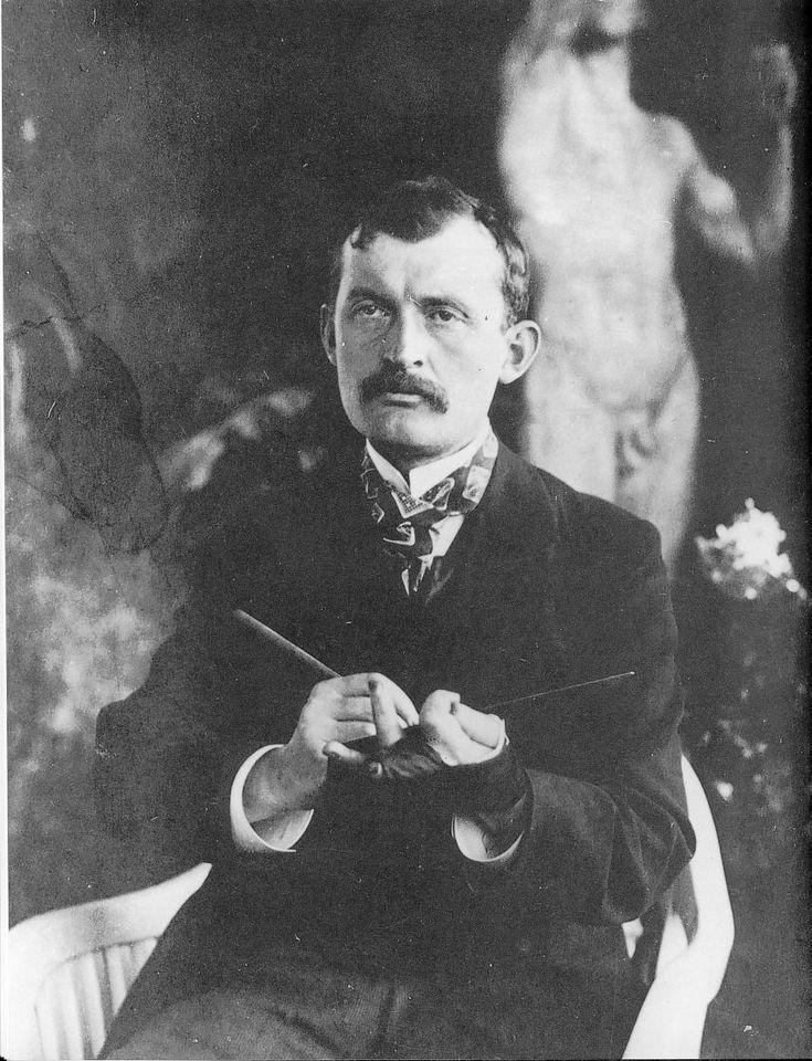 Edvard Munch (1863-1944).