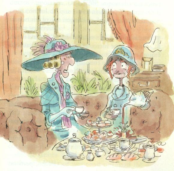 Ilustración de Raúl Sagospe para la obra Prohibido leer a Lewis Carroll, de Diego Arboleda.