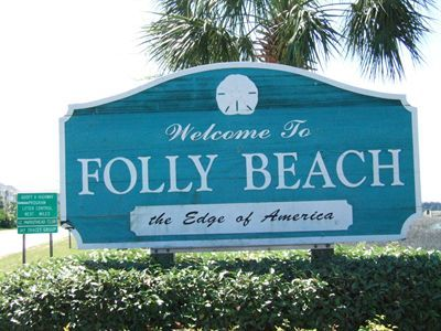 Welcome To Folly Beach