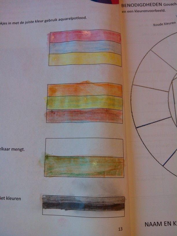 Kleursoorten