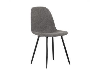 FREDAN Stuhl Grau/Schwarz - Esszimmerstühle - Stühle - Für den