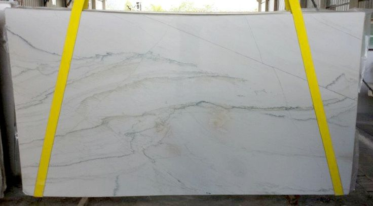 Antique White granite...gives you the look of a marble with the durablility of granite.