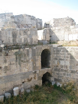 Neratzia Castle in Kos Town, on the island of Kos in Greece  http://www.discoveringkos.com/