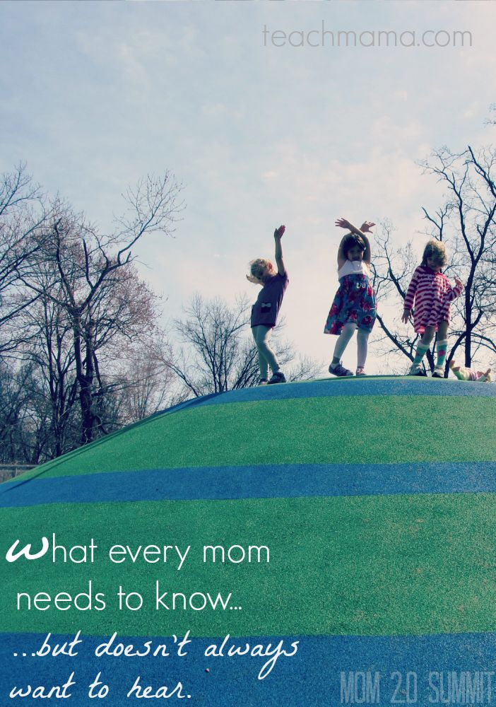 5 things every mom needs to know but doesn't want to hear | learnings from #mom2summit and @Whirlpool USA #sponsored
