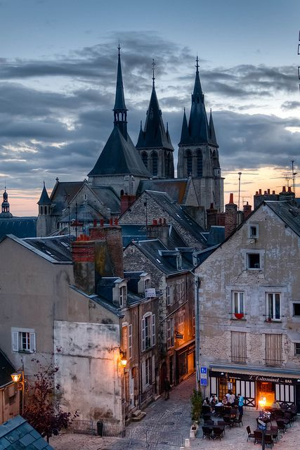 Old Town Blois ~