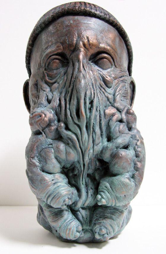 Harbinger Down Creature Sculpt