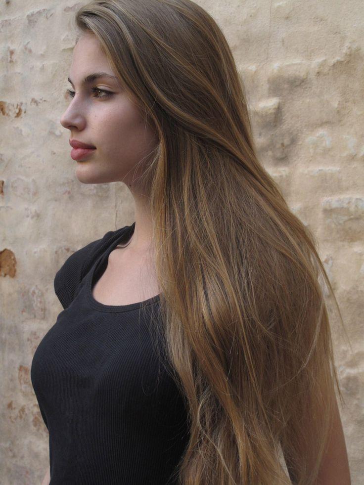 /Light Brown Hair Color