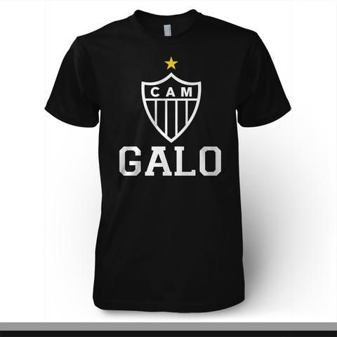 Atletico Mineiro Brazil Galo - T-shirt Camisa - Pandemic Soccer - 1