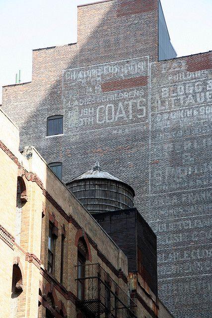 New York City walls