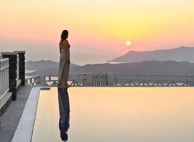 Petit Palace Hotel and Villas, Santorini, Greece