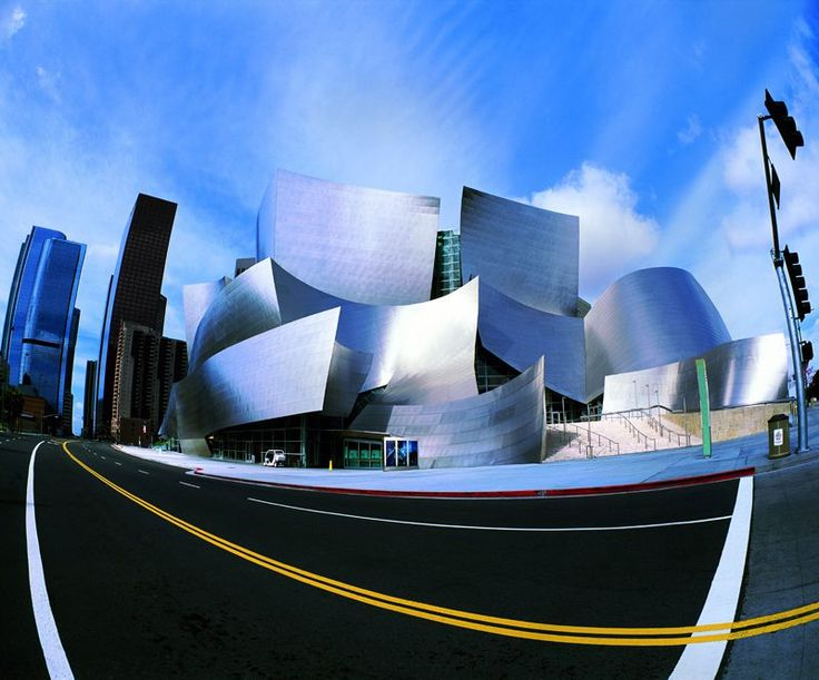 """Michael Doster photography """"Walt Disney Music Hall Frank Gehry"""" buy online now on artsation.com"""