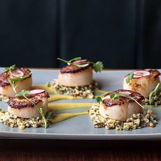 126 best gordon ramsay images on pinterest gordon ramsay stunning scallops heddon street kitchen londonrestaurants gordon ramsay group seafood greatbritishsummer fandeluxe Images