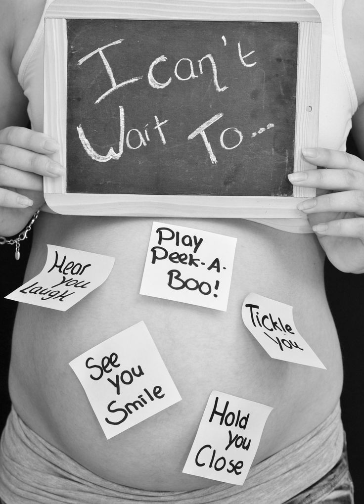 Love this! What can't you wait to do with your baby? Pregnant photo shoot or journal something I can't wait each day with a picture