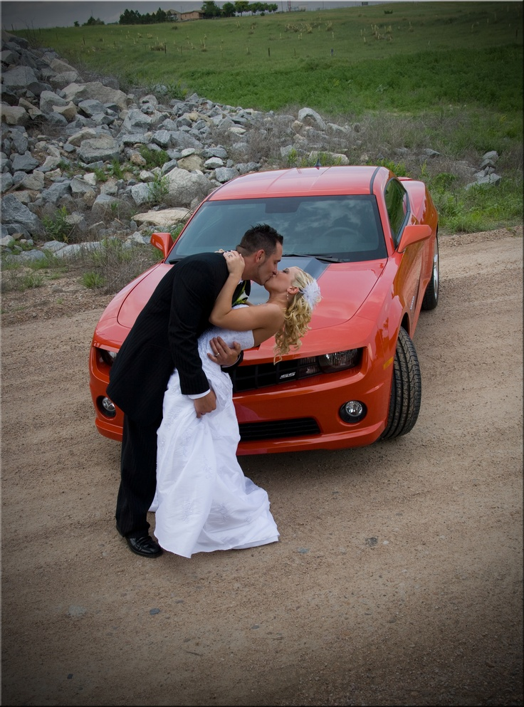 June 13, 2009 with my 2009 Camaro