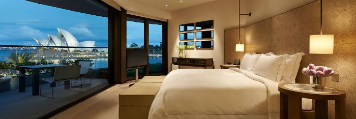 Best hotels to stay in during Sydney Indesign | Hotel Interior Designs