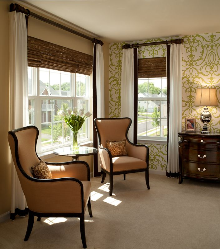 1000+ Ideas About Custom Window Treatments On Pinterest