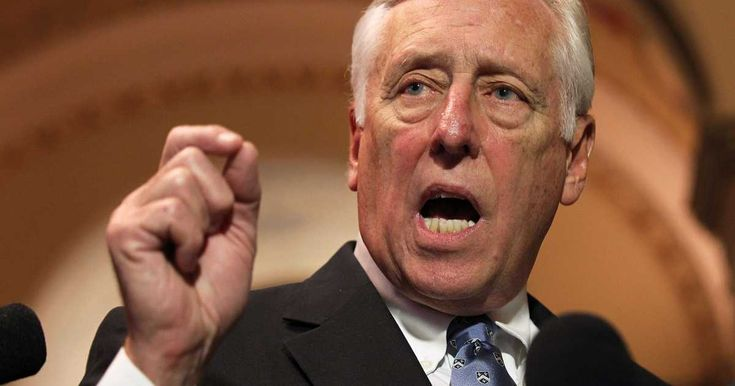 Democrat House Minority Whip Steny Hoyer (MD) was laughed at on Friday after he contradicted himself in the span of less than a minute and then was blown out in a vote on the House floor.
