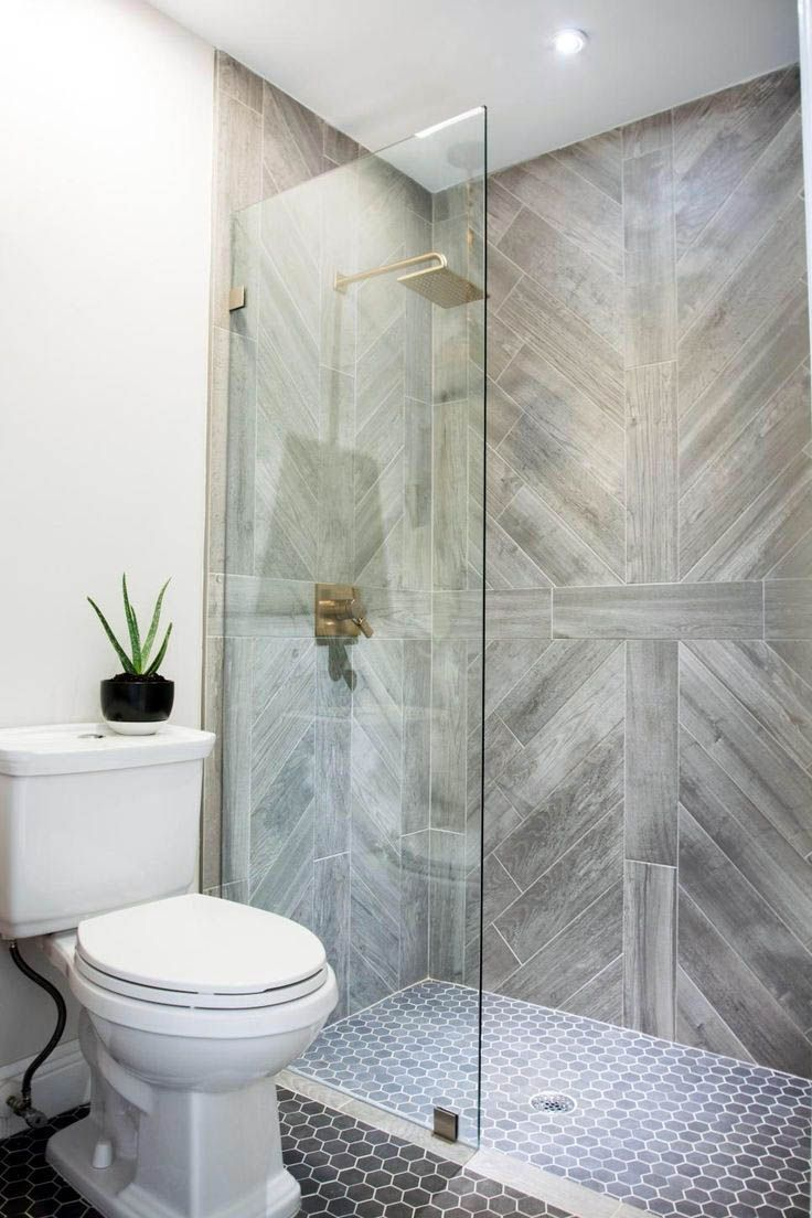 31 Bathroom Tile Ideas Make It Fresh And Not Boring 2019 A Stunning Floor Tile Can Transform Your Ord Wood Tile Shower Wood Tile Bathroom Best Bathroom Tiles