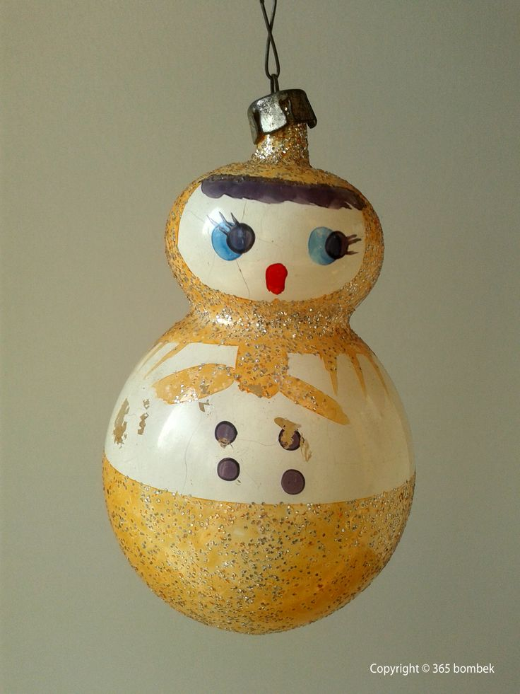 Mrs. Snowman No1