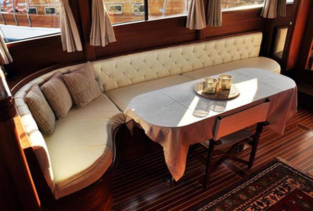 Neptun , a gulet for rent, by Barbaros Yachting