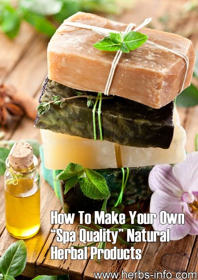 How To Make Your Own Spa Quality Natural / Herbal Product Range - guidebook including instructions for bubble baths, hand crafted soaps, home fragrance products, candles, scrubs, polishes, lotions, balms, lotions, creams, butters, aromatherapy massage blends, potpourri and more!