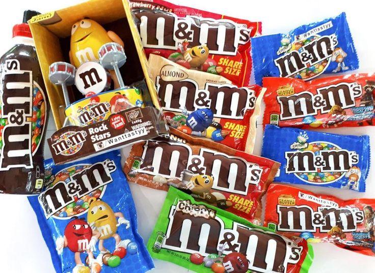 M&M's много не бывает! Музыкальный диспансер m&m's 990 Напиток m&m's 299 Конфеты m&m's Crispy 170гр 399 Конфеты m&m's мал. с арахисовой пастой и Crispy 169 и 89 Конфеты m&m's огромная пачка и большие конфеты  249 #wanttasty
