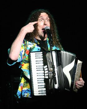Weird al yankovic orgasm song naked
