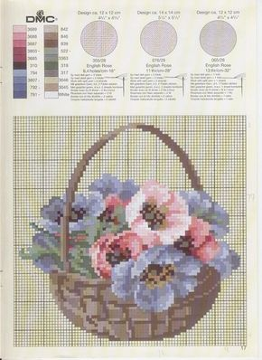 I love cross stitching and free patterns...from my Cross Stitch Love board