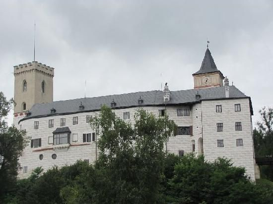 Rozmberk Castle - Rozmberk nad Vltavou, Czech Republic