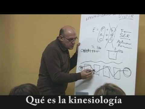 Qué es la kinesiología  (1 de 12) - curso Aprendiendo a Vivir / Educació...
