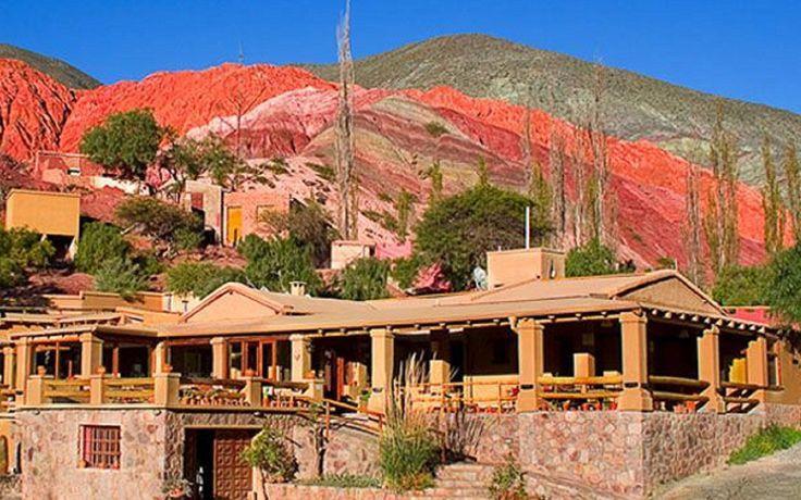 """""""""""Terrazas De La Posta"""""""" Purmamarca, provincia de jujuy, Argentina"""