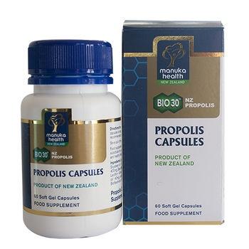 Manuka Health BIO30 Propolis Capsules