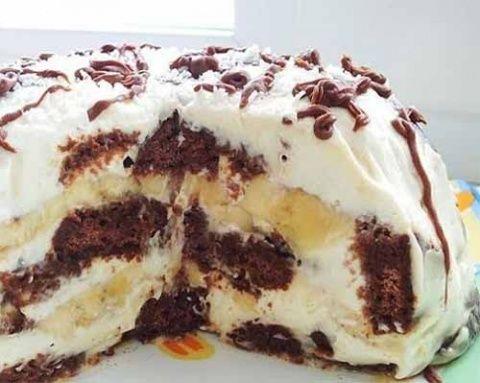 торт вдохновение без выпечки