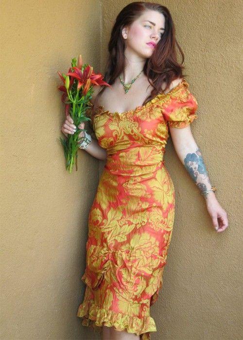 Marrika Nakk Velvet Bustier Dress via Bella Star Western Outfitters. Click on the image to see more!