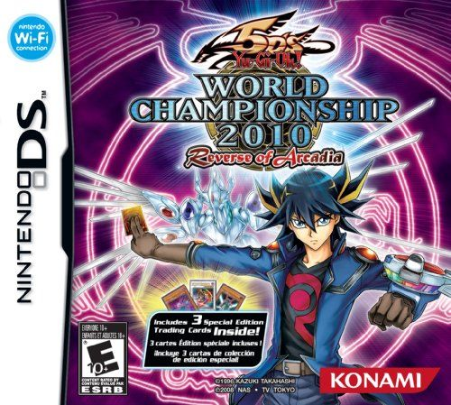 Yu-Gi-Oh! 5D's World Championship 2010 Reverse of Arcadia - Nintendo DS - http://battlefield4ps4.com/yu-gi-oh-5ds-world-championship-2010-reverse-of-arcadia-nintendo-ds/
