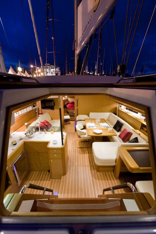 Someday I WILL own a Jeanneau Sailboat!! Pherusa II  new Jeanneau 53 owner's version in our fleet 2013