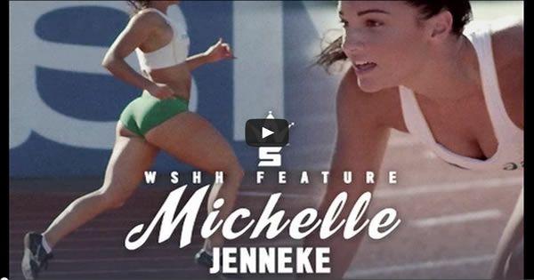 Um vídeo da Michelle Jenneke para você se inspirar