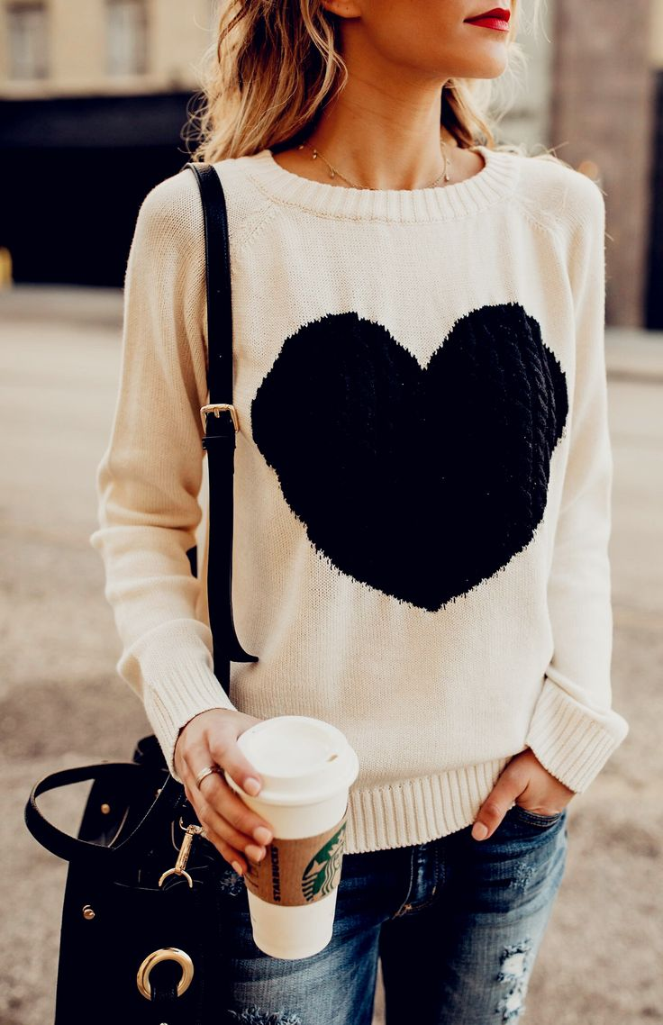 Nothing better than Sunday mornings! Whether you want to lounge around the house with your favorite cup of joe or brunch with your friends, our Sunday Mornings Sweater will keep you stylish as ever!
