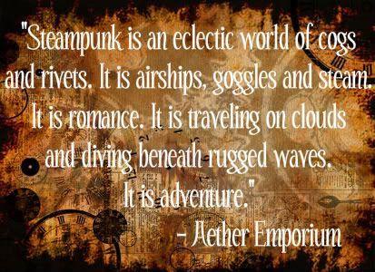 Definition Steampunk Pinterest
