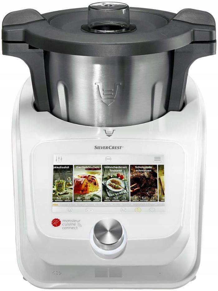 Monsieur Cuisine Connect Robot Wifi Premium Nowosc