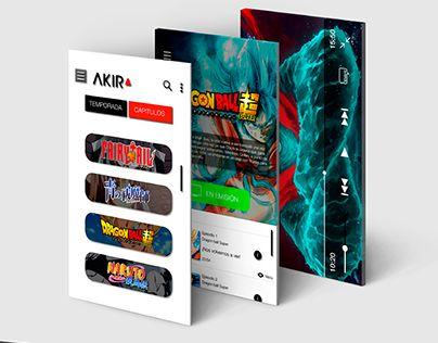 "Check out new work on my @Behance portfolio: ""Akira Tv: Web & App Japanese animation"" http://be.net/gallery/62041013/Akira-Tv-Web-App-Japanese-animation"