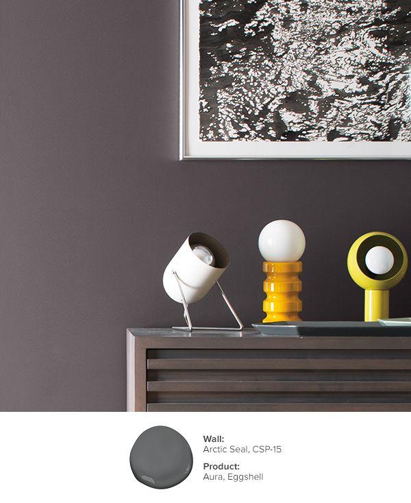 20 best aura color stories images on pinterest aura - Benjamin moore aura interior paint ...