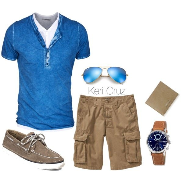 A fashion look from March 2015 featuring blue dial watches und mirror glasses. Browse and shop related looks.